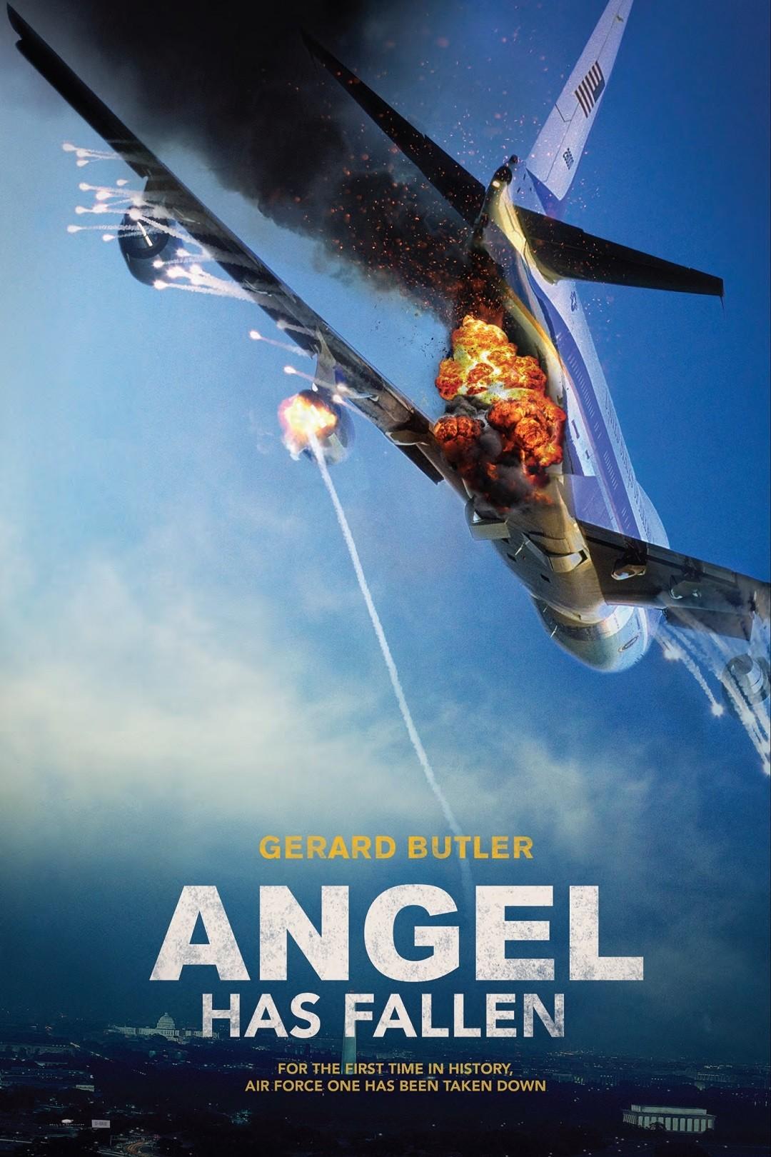 Angel Has Fallen Start Teaserposter