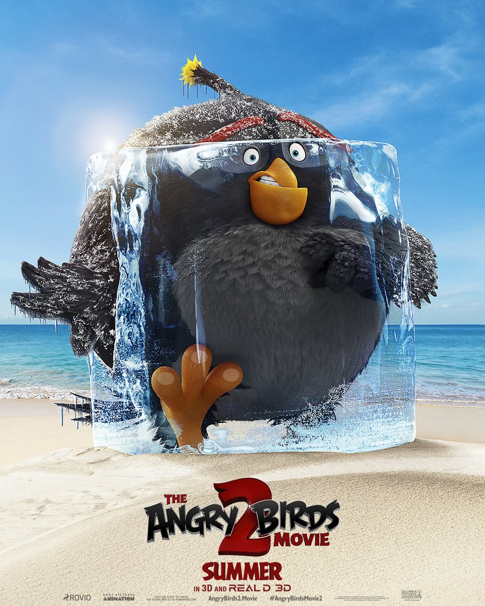 Angry Birds 2 Trailer & Poster 3