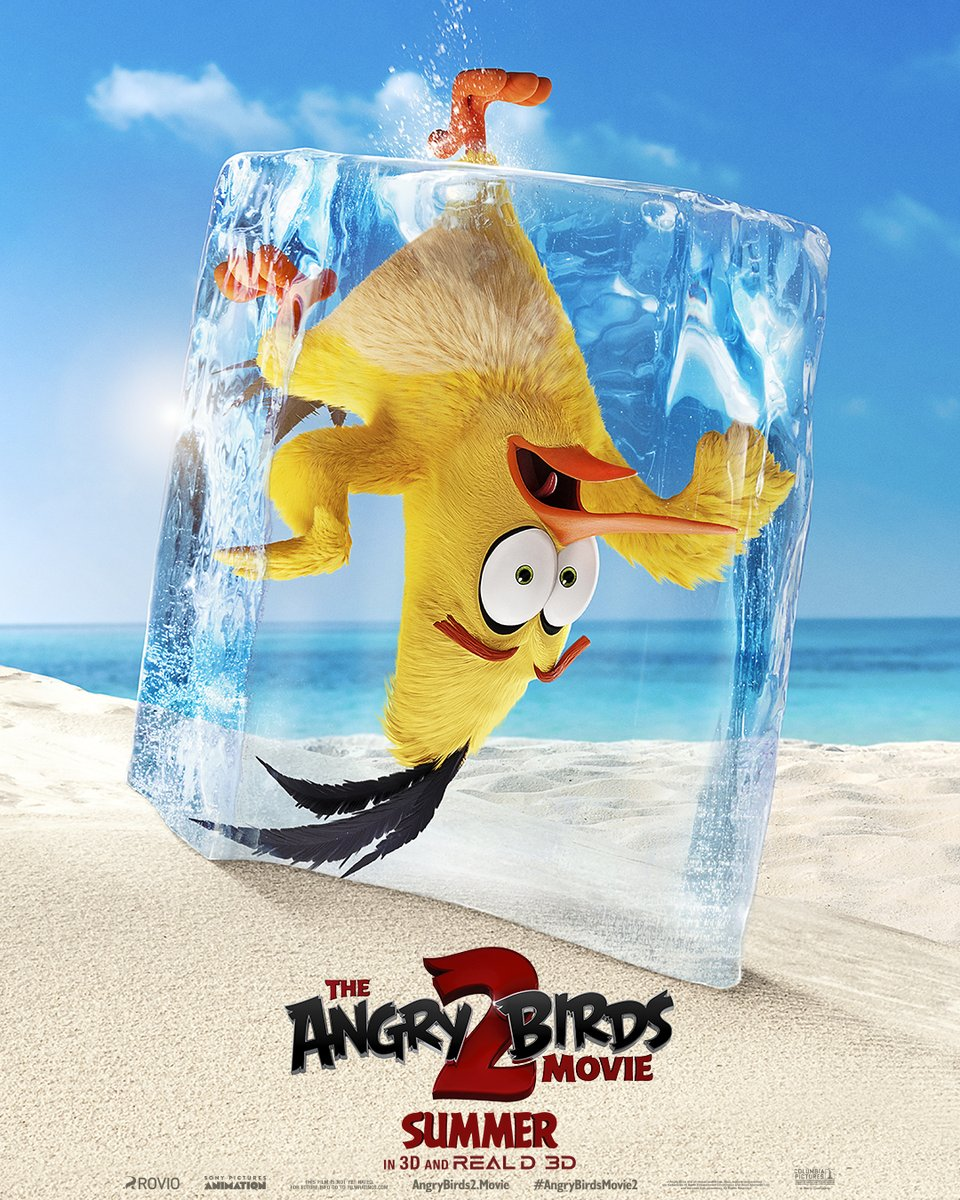 Angry Birds 2 Trailer & Poster 4