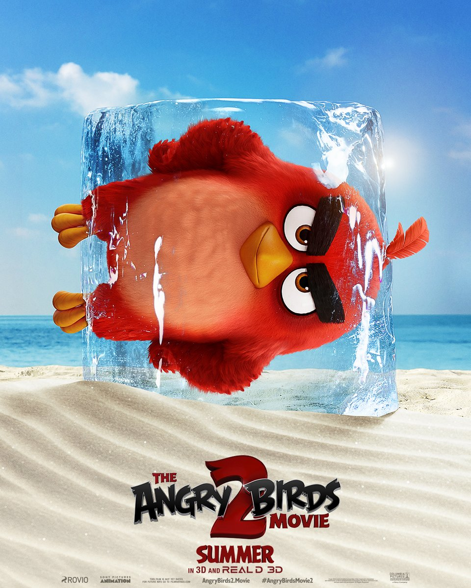Angry Birds 2 Trailer & Poster 5