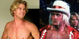 Chris Hemsworth Hulk Hogan