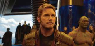 Guardians of the Galaxy 3 Chris Pratt