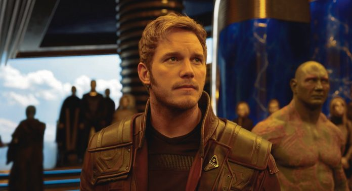 Guardians of the Galaxy 3 Chris Pratt