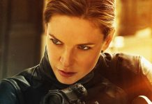 Mission Impossible 7 Rebecca Ferguson