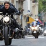 Mission Impossible 7 Start