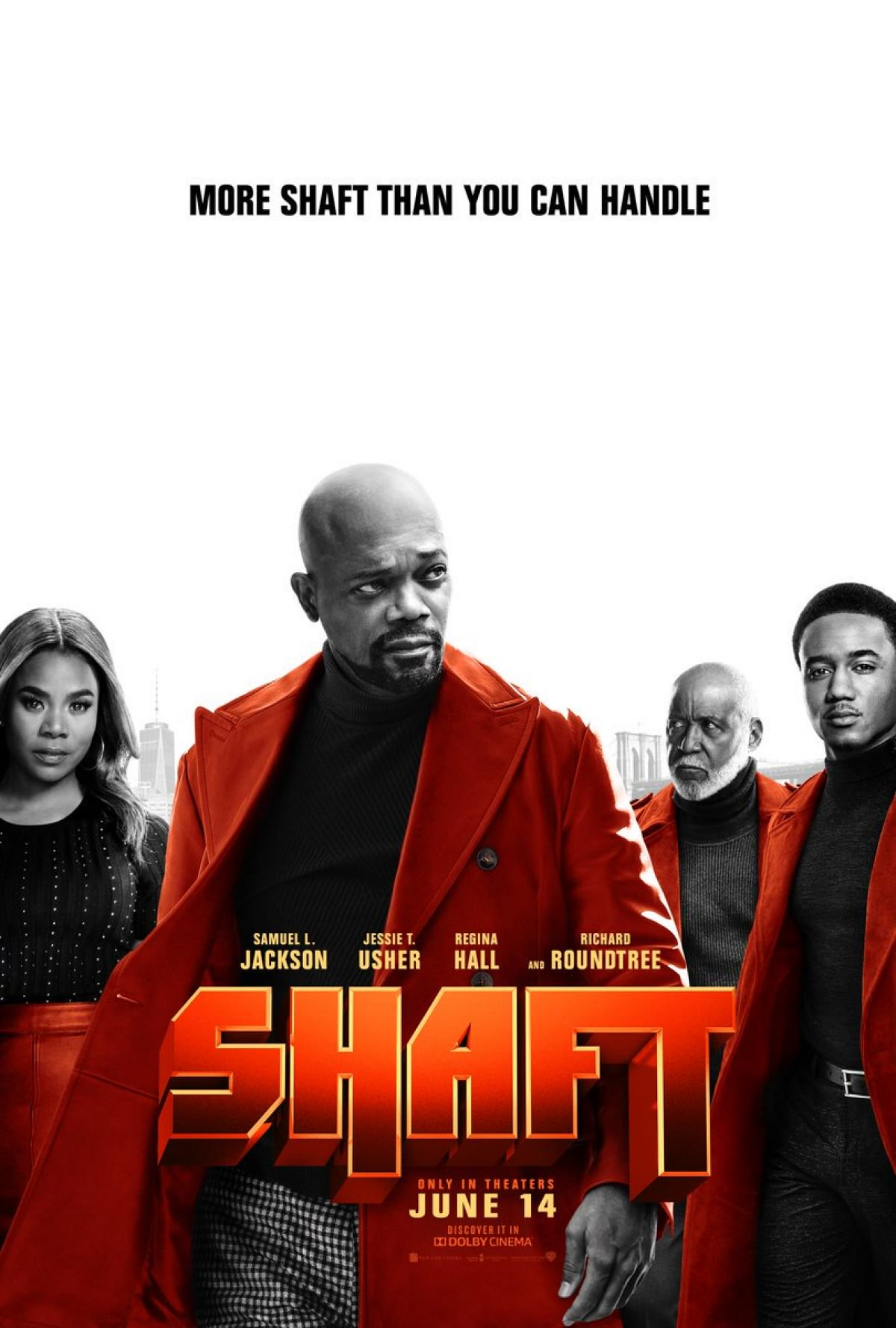 Shaft Trailer & Poster