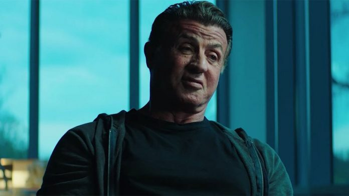 Sylvester Stallone Escape Plan 2