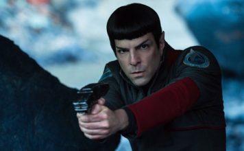Star Trek 4 Zachary Quinto