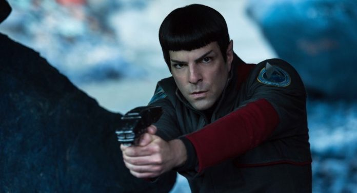 Star Trek 4 Zachary Quinto