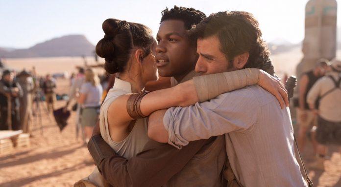 Star Wars Episode IX Drehende