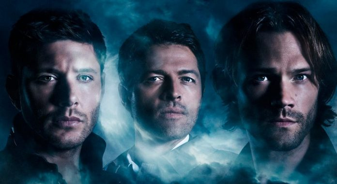 Supernatural Stafel 15