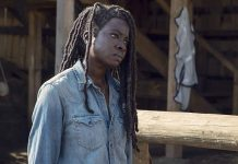 The Walking Dead Staffel 10 Michonne