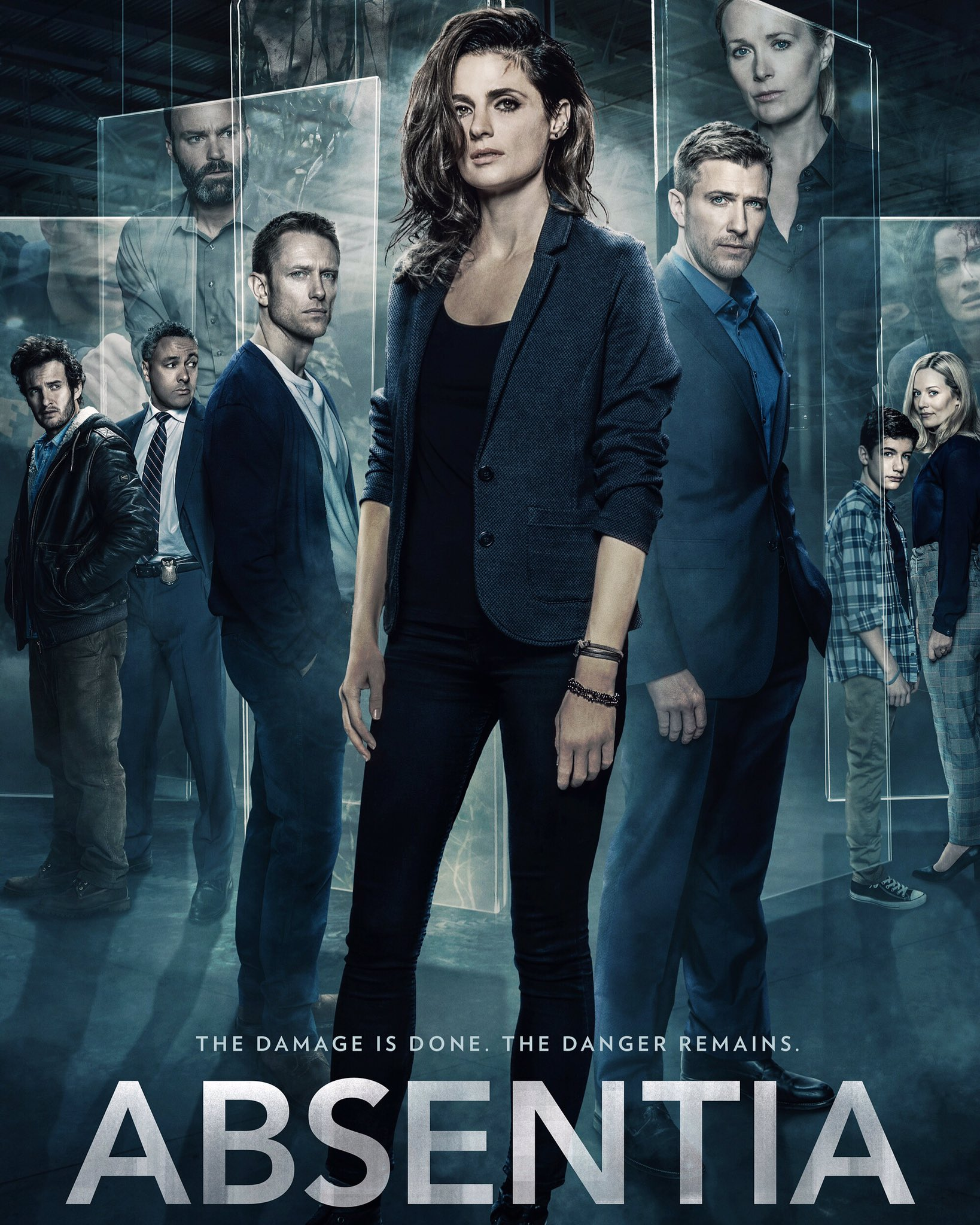 Absentia Staffel 2 Start Poster