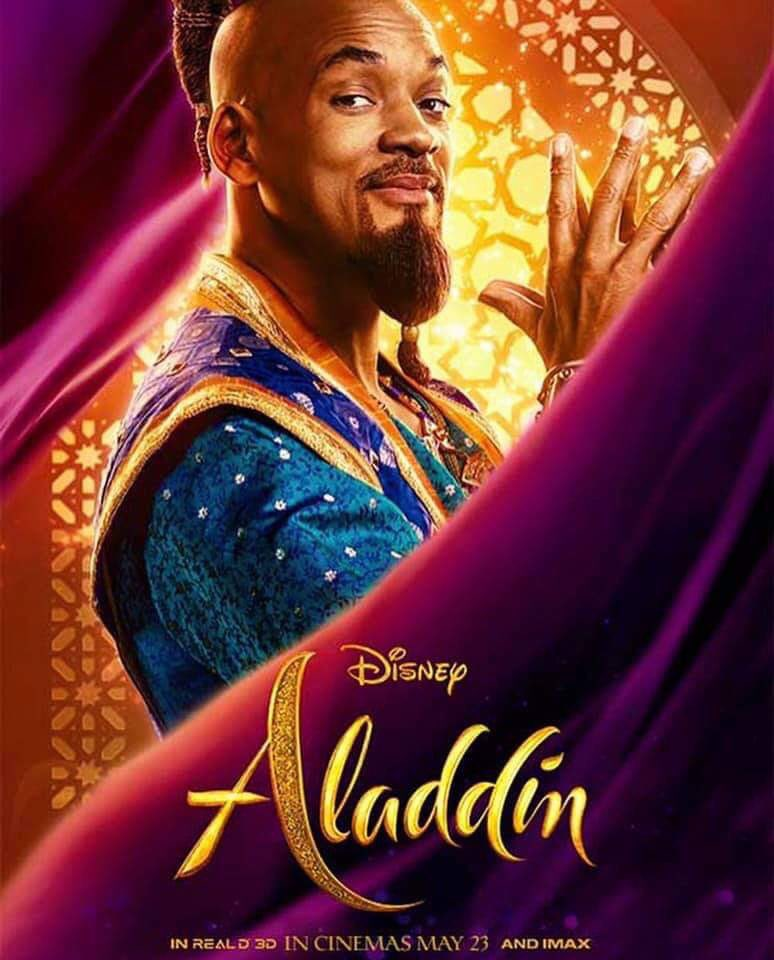Aladdin Poster 3