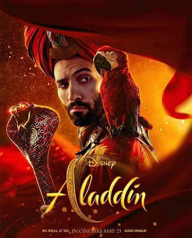 Aladdin Poster 1