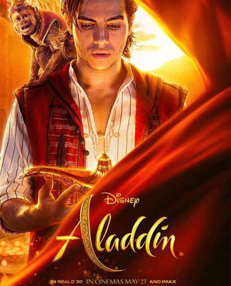 Aladdin Poster 4