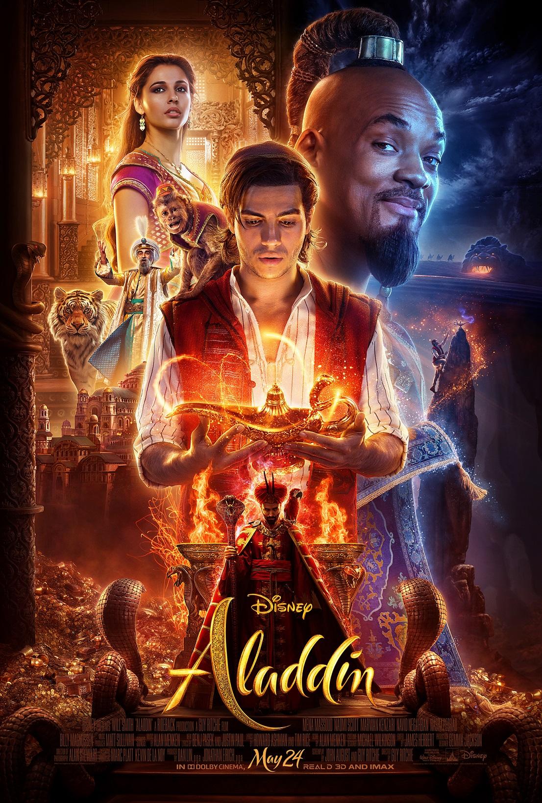 Aladdin Poster 6