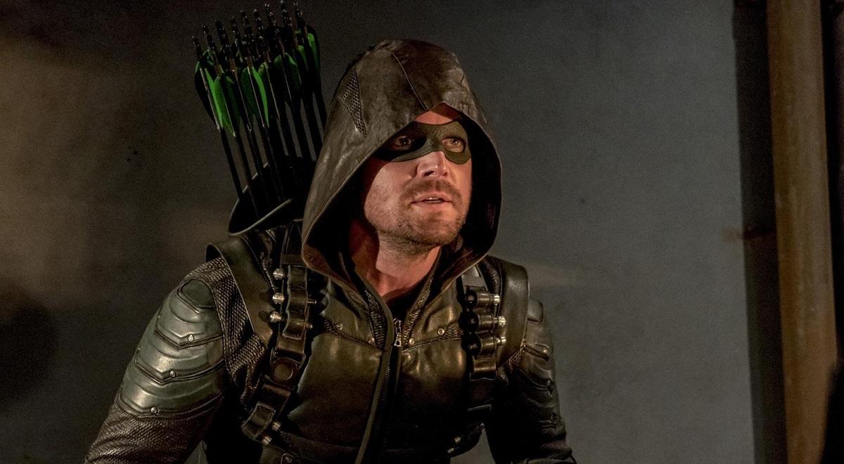 Arrow Wie Viele Staffeln
