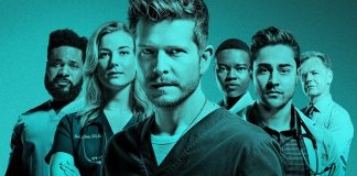 Atlanta Medical Staffel 3