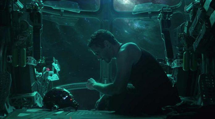 Avengers Endgame fertig