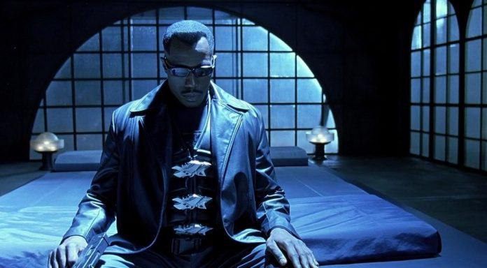 Marvel Blade Wesley Snipes