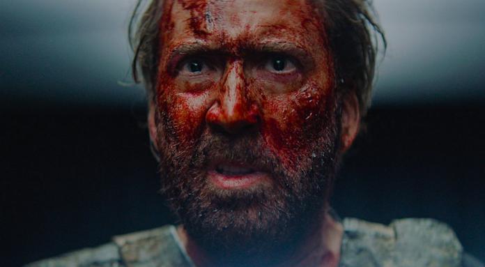 Nicolas Cage Jiu Jitsu