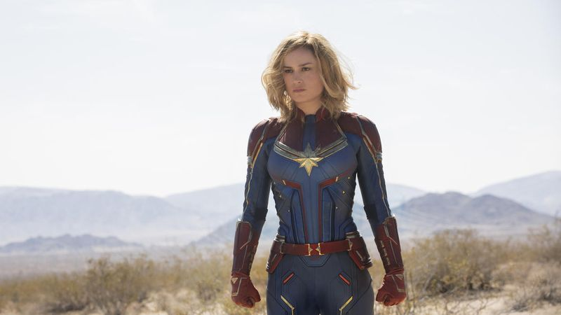 Captain Marvel (2019) Filmbild 1