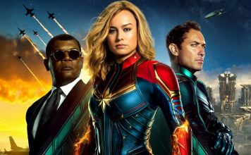 Captain Marvel (2019) Filmkritik