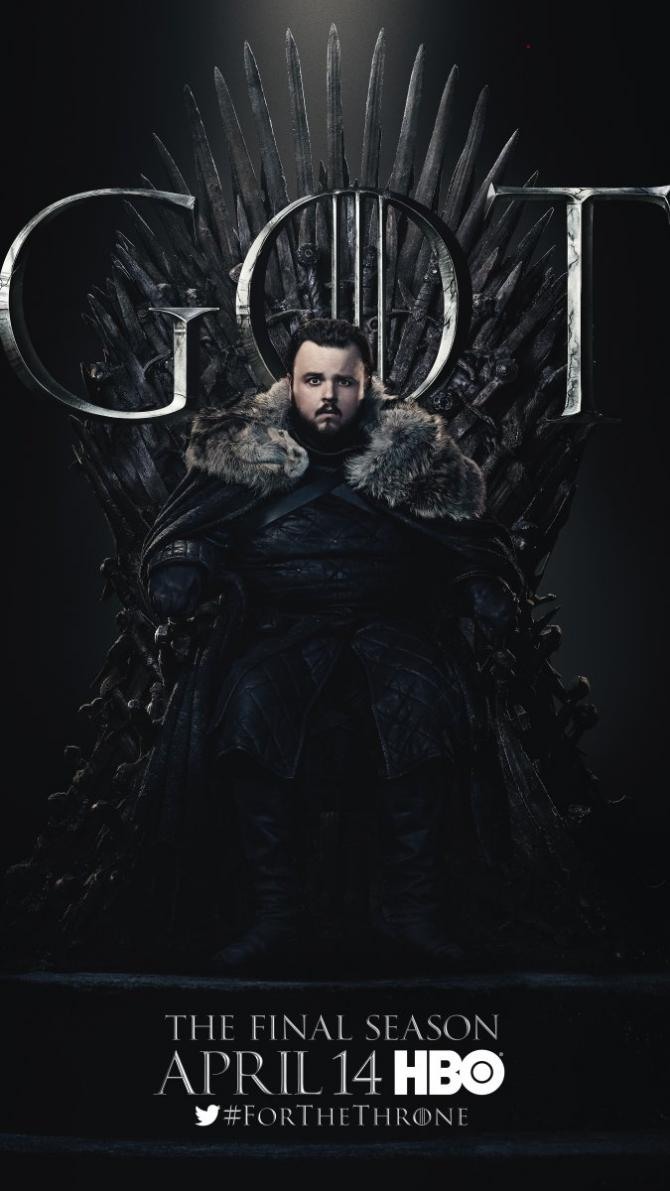 Game of Thrones Staffel 8 Trailer & Charakterposter 1