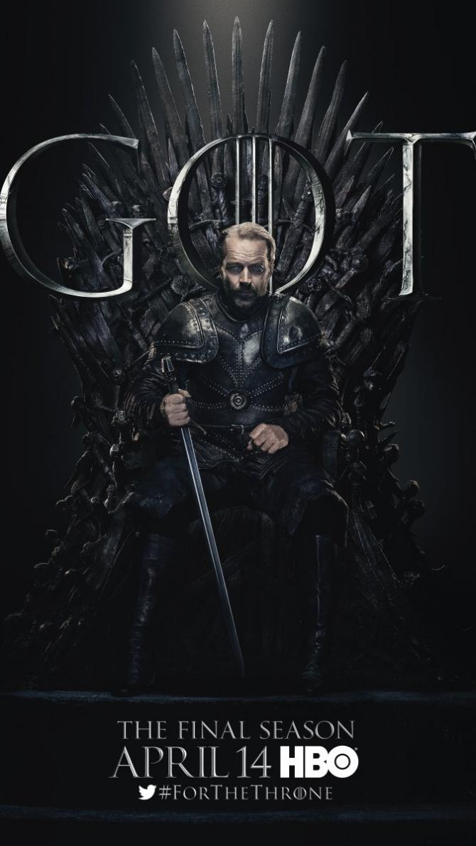 Game of Thrones Staffel 8 Trailer & Charakterposter 9