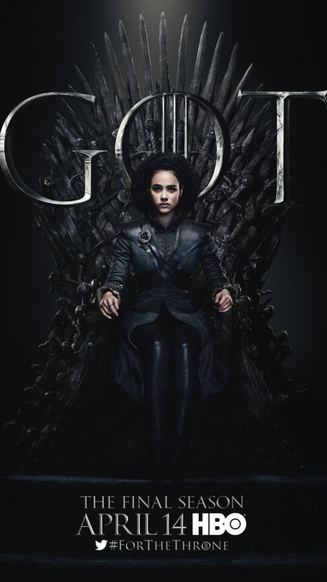 Game of Thrones Staffel 8 Trailer & Charakterposter 10