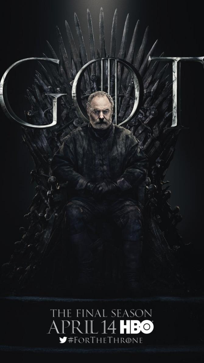 Game of Thrones Staffel 8 Trailer & Charakterposter 12