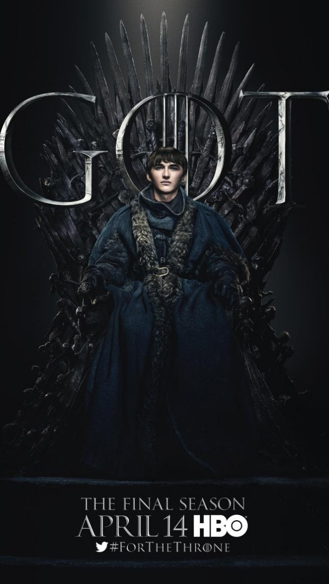 Game of Thrones Staffel 8 Trailer & Charakterposter 13