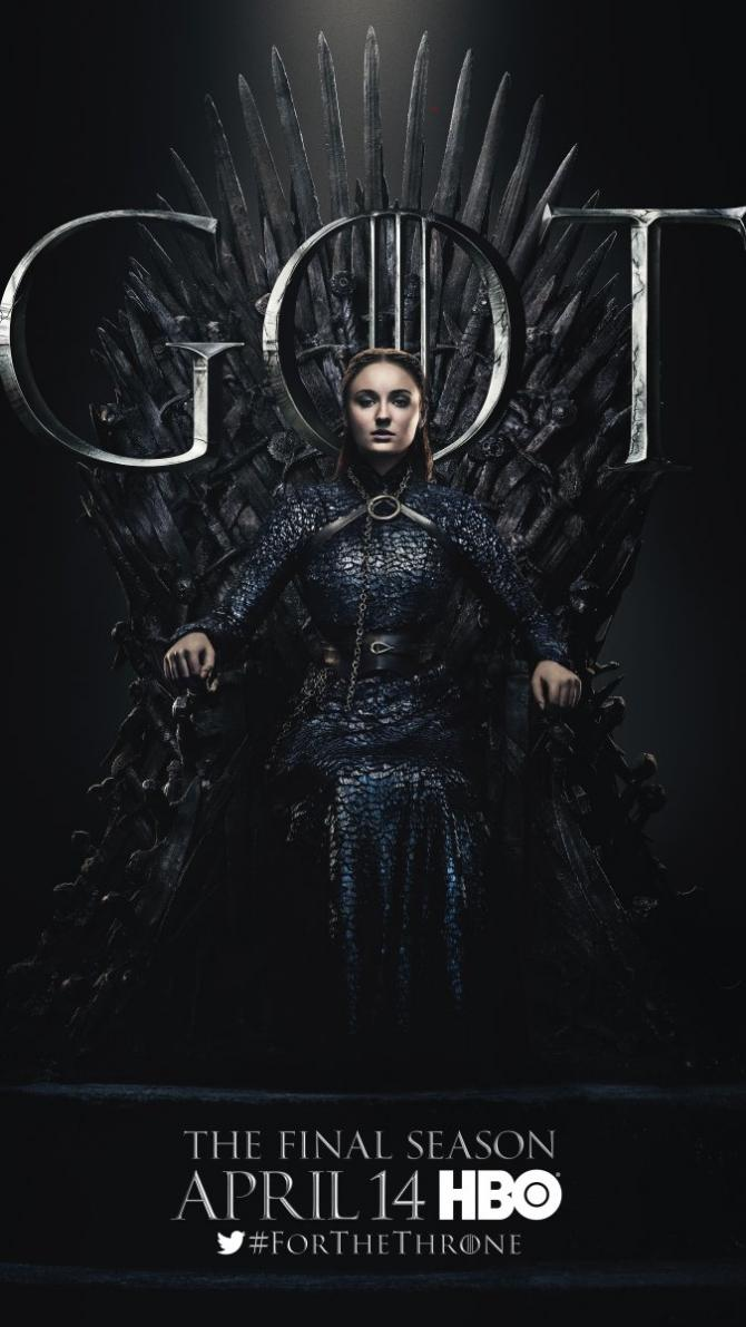Game of Thrones Staffel 8 Trailer & Charakterposter 14
