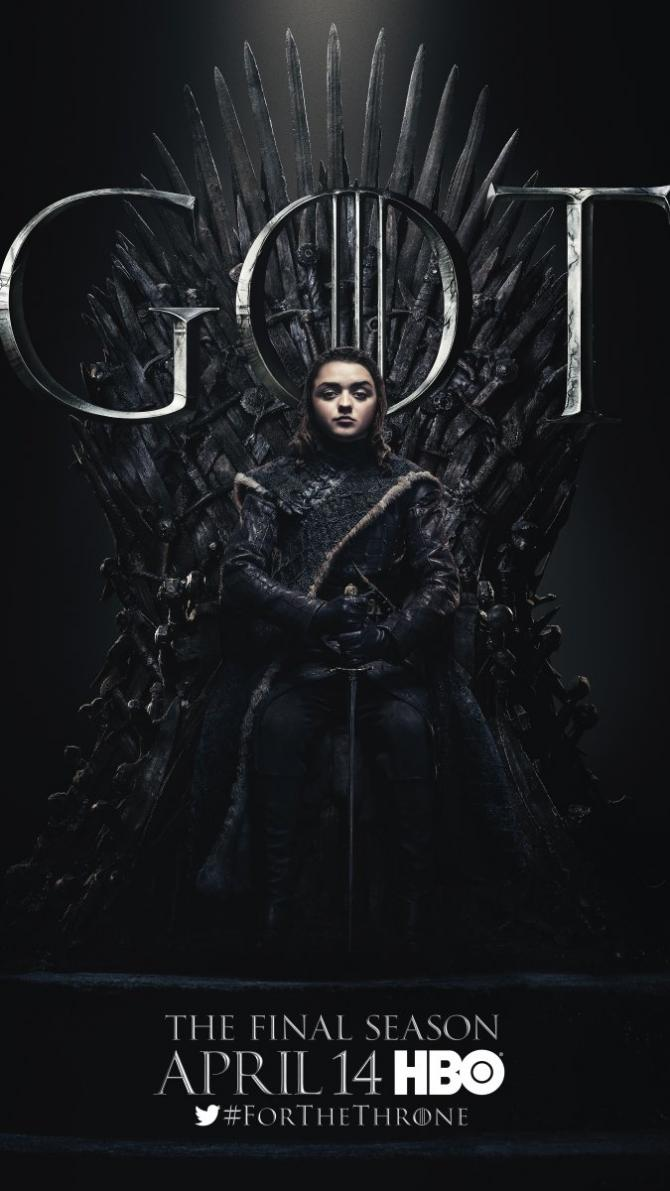 Game of Thrones Staffel 8 Trailer & Charakterposter 15