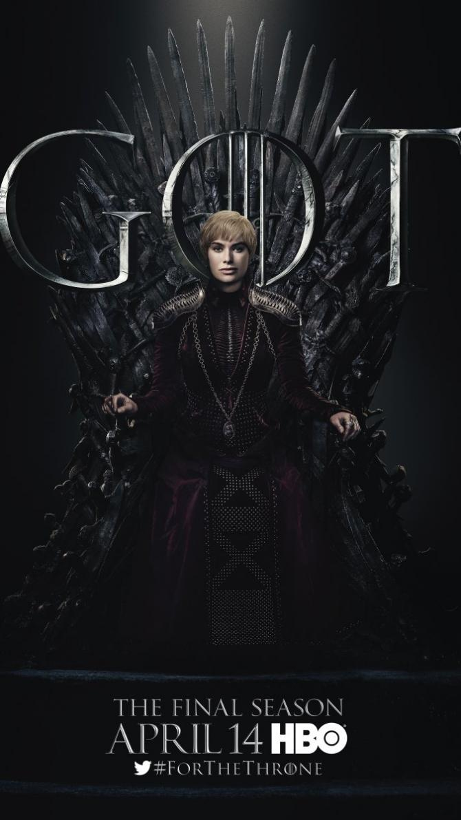 Game of Thrones Staffel 8 Trailer & Charakterposter 17