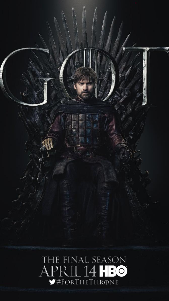 Game of Thrones Staffel 8 Trailer & Charakterposter 18