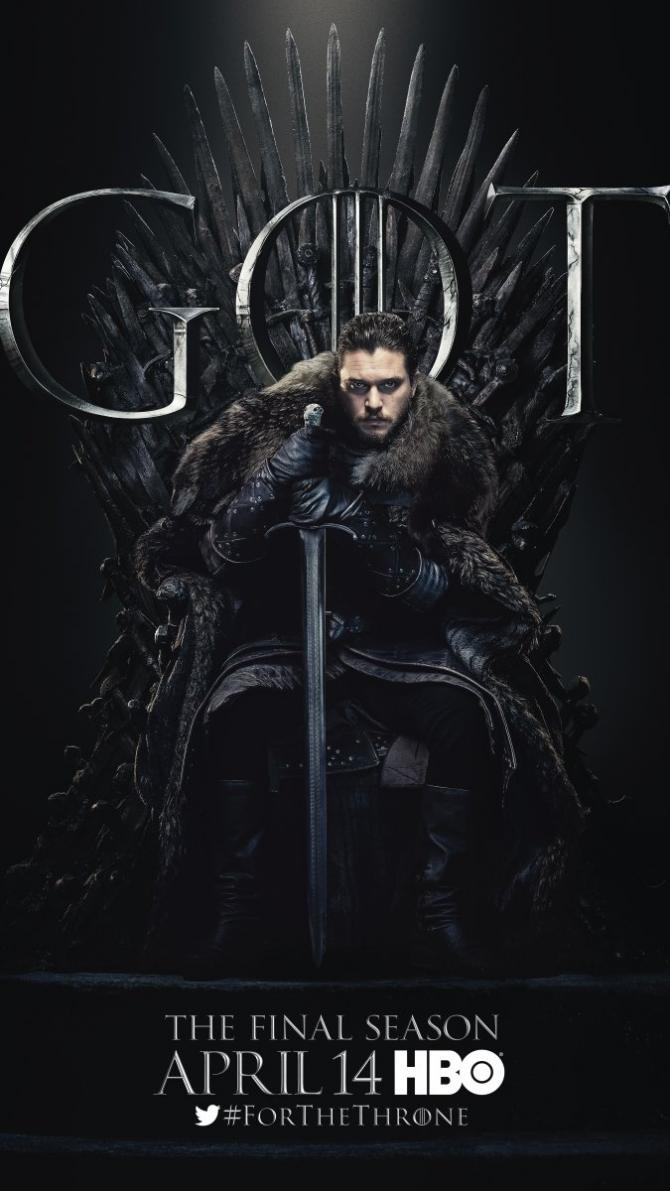 Game of Thrones Staffel 8 Trailer & Charakterposter 19