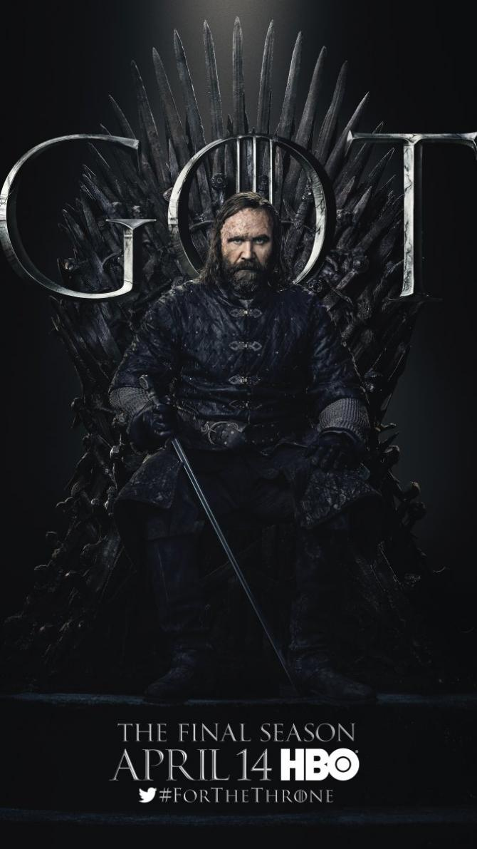 Game of Thrones Staffel 8 Trailer & Charakterposter 2