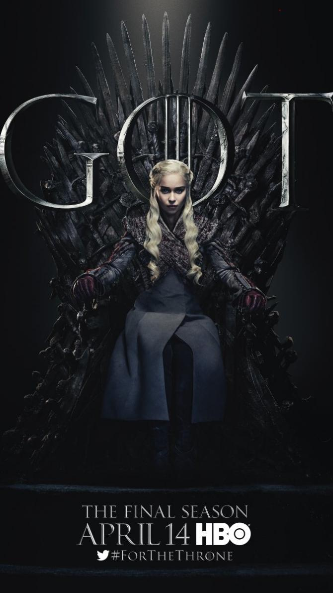 Game of Thrones Staffel 8 Trailer & Charakterposter 20