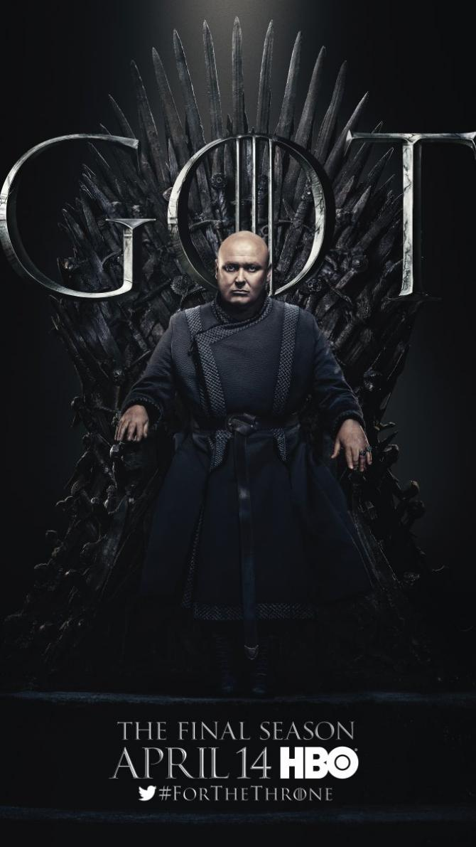 Game of Thrones Staffel 8 Trailer & Charakterposter 4