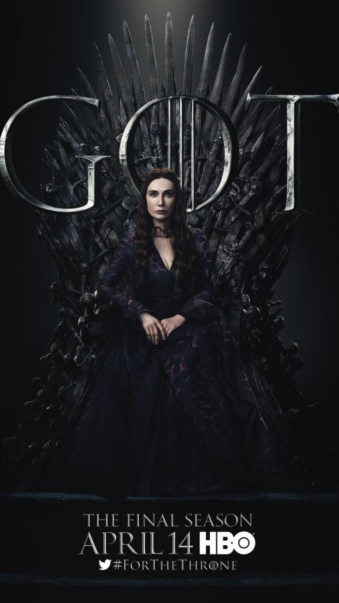 Game of Thrones Staffel 8 Trailer & Charakterposter 5
