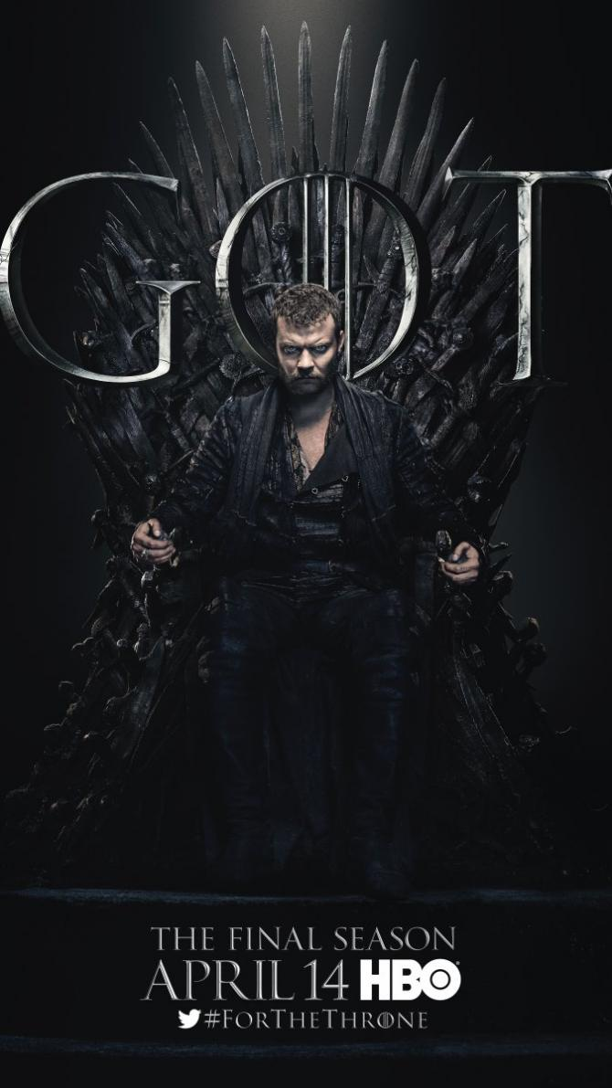 Game of Thrones Staffel 8 Trailer & Charakterposter 6