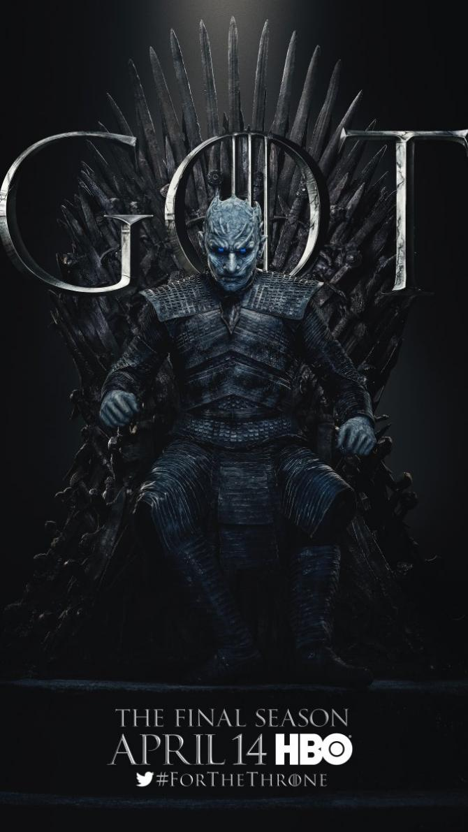 Game of Thrones Staffel 8 Trailer & Charakterposter 7