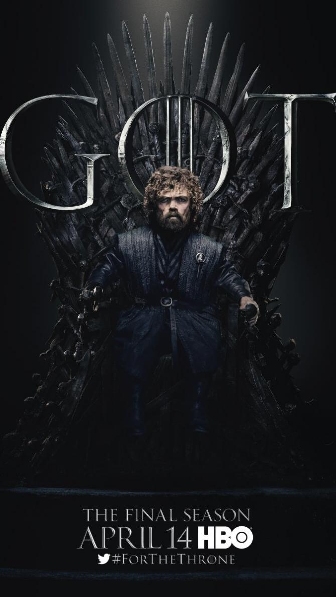 Game of Thrones Staffel 8 Trailer & Charakterposter 8