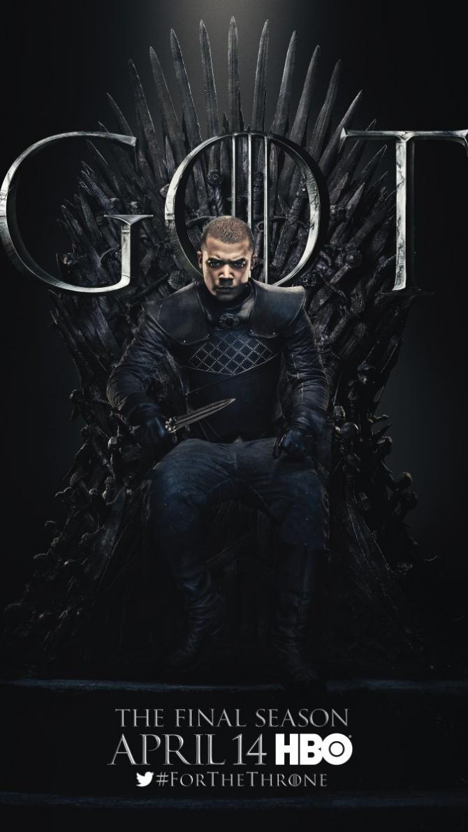 Game of Thrones Staffel 8 Trailer & Charakterposter 11