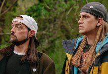 Jay and Silent Bob Reboot Drehende