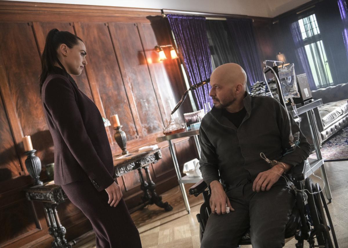 Jon Cryer Lex Luthor Bild 5