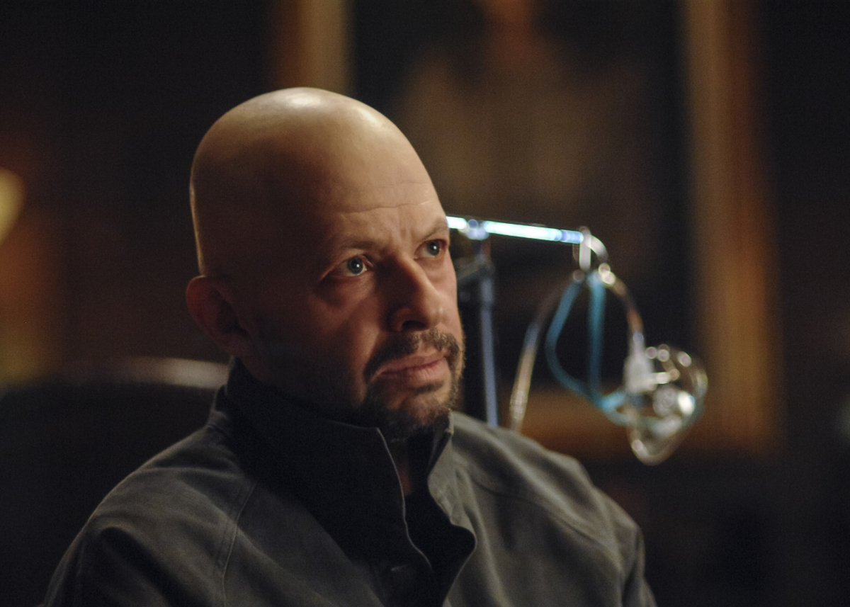 Jon Cryer Lex Luthor Bild 3