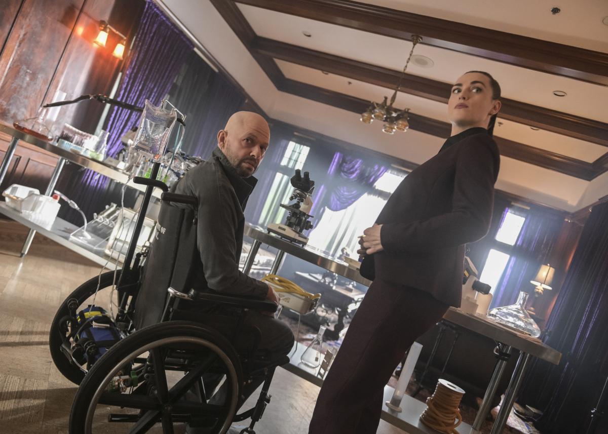 Jon Cryer Lex Luthor Bild 6
